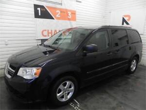 2011 Dodge Grand Caravan SXT, 7 passagers, Stow and go