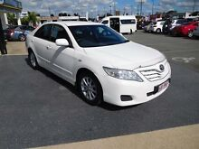 2010 Toyota Camry ACV40R 09 Upgrade Altise Diamond White 5 Speed Automatic Sedan Brendale Pine Rivers Area Preview
