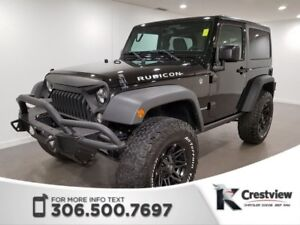 2016 Jeep Wrangler Rubicon | Navigation