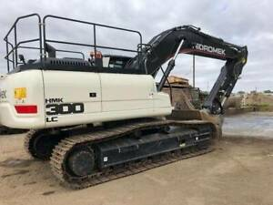 Used 2018 Hidromek HMK300LC-3 Excavator Hallam Casey Area Preview