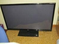 """LG 50"""" HD Plasma TV LG50PK250 LIKE NEW CONDITION"""