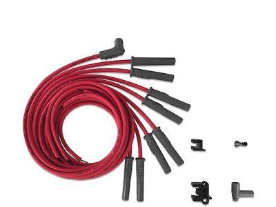 Fits 1975-1993 Cadillac DeVille Spark Plug Wire Set MSD 26288KZ 1981 1976 1977 1