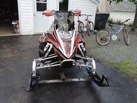 2011 Yamaha Nitro Snowmobile for sale