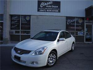 2010 Nissan Altima 2.5 SL** CERTIFIED**LEATHER**