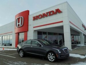 2016 Cadillac ATS 2.0L Turbo Luxury Collection 4dr All-wheel Dri