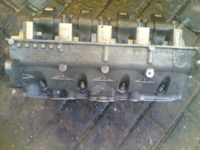 POLO 1.9TDI CYLINDER HEAD''ASZ'' 2 door