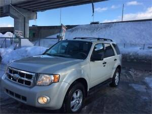 2009 Ford Escape XLT AUTOMATIQUE 2,5L GARANTIE 1 ANS INCLUS