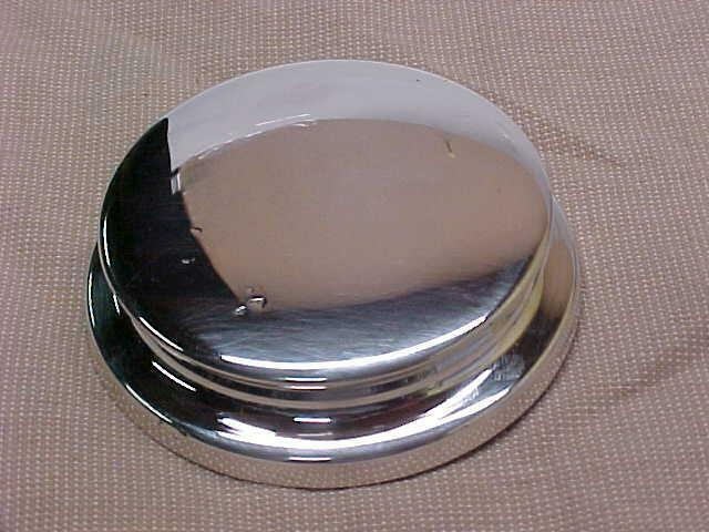 TIFFANY & Co. Sterling Silver Weighted Paper Weight 925 ~ T & Co. 1999 ~ USED