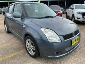 2006 Suzuki Swift RS415 Silver 5 Speed Manual Hatchback Wickham Newcastle Area Preview