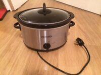 Slow Cooker (Crockpot)