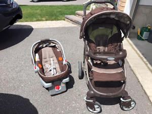 Graco SnugRide Click Connect 35 Travel System - Priced To Sell