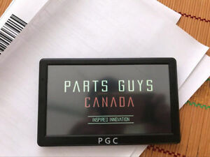 "7"" PGC Transport Truck GPS Navigation - Canada & USA"