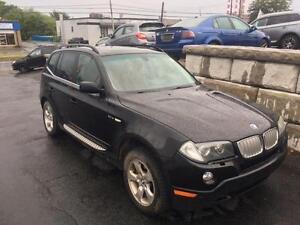 2007 BMW X3 - 3.0 SI