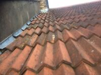Used Roof tiles triple delta