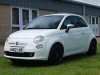 FIAT 500 1.2 STREET 3d 69 BHP 6 Months Bluechip Warranty (white) 2012
