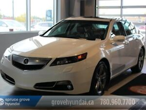 2014 Acura TL TL-AWD LEATHER SUNROOF BLUETOOTH & MORE