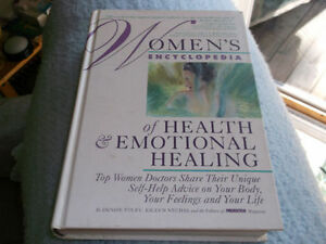 Women's Encylopedia Of Health & Emotional Healing 1993
