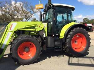 CLAAS ARION 620C Cab Tractor with FRONT END LOADER Beaudesert Ipswich South Preview
