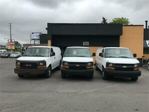 2007 Chevrolet Express Cargo Van , only 175k, certified
