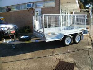 COASTMAC BT105 GALVANIZED BOXTOP & CAGE Wagin Wagin Area Preview