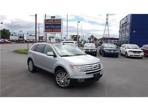 2009 FORD EDGE LIMITED AWD CUIR / TOIT PANORAMIQUE / GPS / FULL