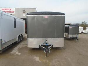 LOWEST PRICE FOR 2016 ATLAS 8X14' ENCLOSED CARGO -$5399 WOW London Ontario image 5
