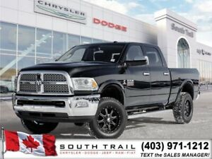2013 Ram 2500 Laramie LEATHER/PWR SEATS $325BW 4037080025