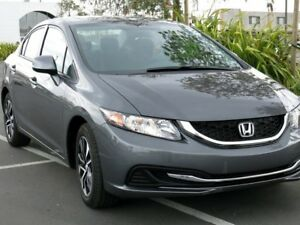 2013 Honda Civic COMING SOON** EX | NO ACCIDENTS | 1 OWNER | SUN