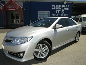 2014 Toyota Camry ASV50R Altise Silver 6 Speed Sports Automatic Sedan Welshpool Canning Area Preview