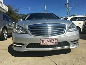 2011 Mercedes-Benz S350 CDI W221 MY10 Silver Automatic Sedan Surfers Paradise Gold Coast City Preview
