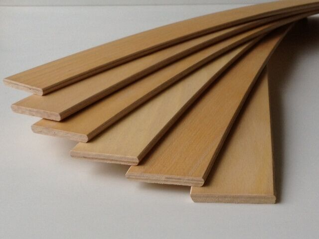 Doga doghe di ricambio per reti letto in legno taglio su misura larghezza 6 7 cm eur 1 77 - Reti letto su misura ...