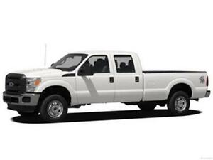 2012 Ford F-250 XLT Super Cab