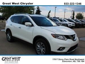 2015 Nissan Rogue AWD**RUBBER MATS**LEATHER**POWER SEATS**PANO R