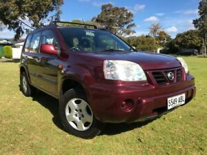 2003 Nissan X-Trail T30 II ST Maroon 5 Speed Manual Wagon Somerton Park Holdfast Bay Preview