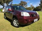2003 Nissan X-Trail T30 II ST Maroon 5 Speed Manual Wagon