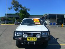 2002 Holden Rodeo TFR9 MY02 LX (4x4) 4 Speed Automatic Homebush Strathfield Area Preview
