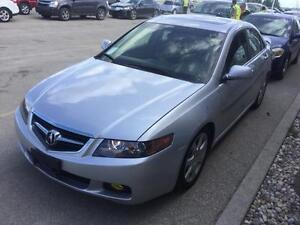 2004 Acura TSX Leather! Heated Seats! Sunroof! Clean Title!