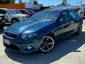 2009 Ford Falcon FG XR8 Green 6 Speed Sports Automatic Sedan Greenslopes Brisbane South West Preview