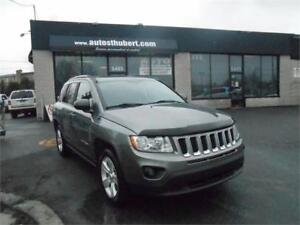 JEEP COMPASS NORTH EDITION 2012 **TOIT OUVRANT**