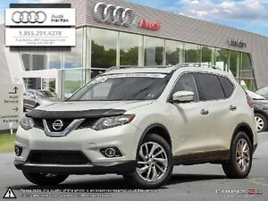2014 Nissan ROGUE INTERNET SPECIAL FULLY LOADED WITH LEATHER NAV