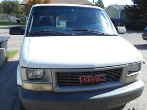 2001 GMC Savana  Van IDEAL for HANDYMAN / MOBILE REPAIR