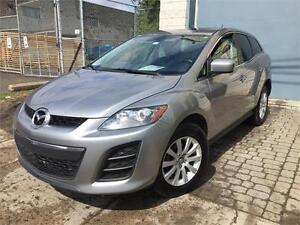 2011 MAZDA CX-7***TOIT OUVRANT+CUIR+MAGS+IMPÉCCABLE+6995****