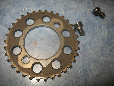CAMSHAFT TIMING GEAR 1980 YAMAHA XS1100S