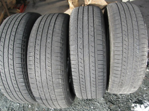 EXC SET OF 4 MICHELIN 235/65R18 $120 FOR ALL 4
