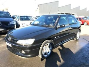 2001 Peugeot 306 N5 XSI Black 5 Speed Manual Hatchback Revesby Bankstown Area Preview