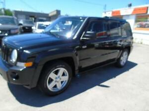 2010 JEEP PATRIOT   4X4 AUTOMATIC AIR POWER GROUP HEATED SEATS