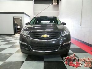 2016 Chevrolet Traverse LS,AWD,8 PASSENGER, EASY FINANCE WE APPR Edmonton Edmonton Area image 2