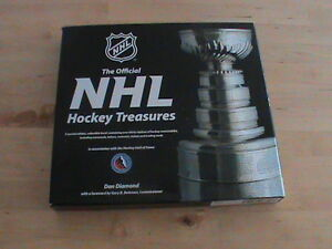 NHL Hockey Collectors Book