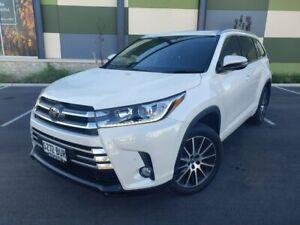 2018 Toyota Kluger GSU55R Grande AWD White 8 Speed Sports Automatic Wagon Blair Athol Port Adelaide Area Preview
