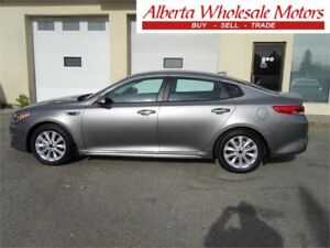 2016 KIA OPTIMA LX + WARRANTY WE FINANCE ALL EASY FINANCE